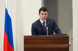 Алиханов вошёл в новый состав президиума Госсовета
