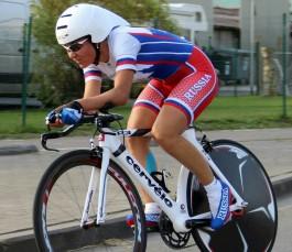 Велосипедистка из Калининграда стала двукратным чемпионом Сурдлимпийских игр