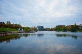 Кропоткин: Очень хочется доделать Нижнее озеро в Калининграде, но пока всё застыло