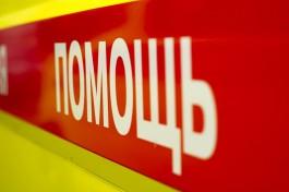 СК: Житель Ладушкина убил приятеля металлической трубой