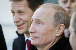 Путин: Реальные доходы россиян начали постепенно повышаться