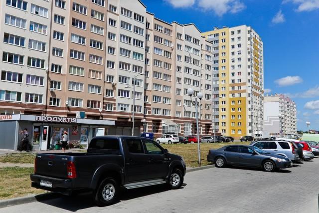 На улице Аксакова в Калининграде разрешили построить шестиэтажный дом