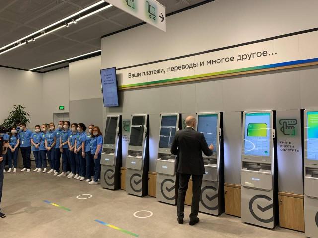 СберБанк начал выдавать потребительские кредиты в банкоматах по всей стране