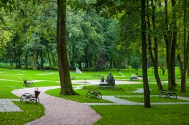 Парк миниатюр в Калининграде попал под санкции США из-за копии крымского замка