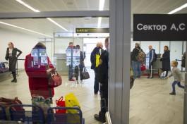 Аэропорт «Храброво» попал в топ-5 по задержкам и отменам рейсов в России