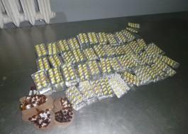 Житель региона пытался незаконно вывезти в Польшу партию лекарств