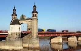 На мосту королевы Луизы в Советске вводят реверсивное движение из-за ремонта