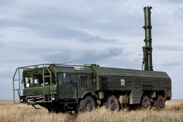 «Коммерсантъ»: В начале 2018 года в Калининградской области разместят «Искандеры» на постоянной основе