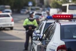 В Калининграде полицейские помогли роженице доехать до перинатального центра