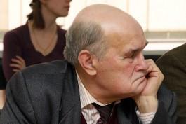 Игорь Одинцов: К 1990 году Дом Советов был практически готов к эксплуатации