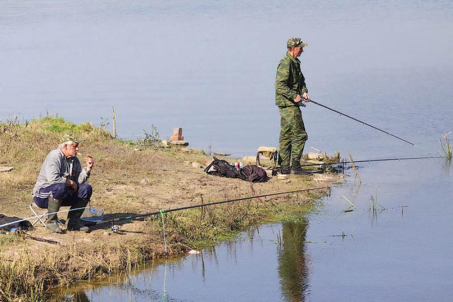 запрет на рыбалку в калининградской области