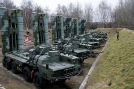 Соединения ПВО Балтфлота отразят условный ракетный удар