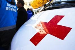 УМВД: В Калининграде председатель СНТ распылил газовый баллончик в глаза двоим жителям