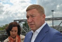 Ярошук: В июне мы наверстаем двухнедельное отставание на мосту на ул. Суворова