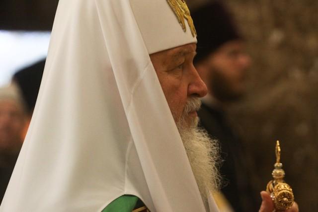 Патриарх Кирилл прибыл свизитом вКалининград