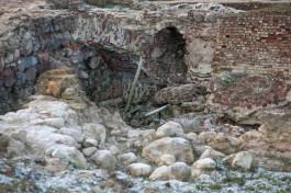 Правительство области не отказалось от планов накрыть руины Королевского замка куполом