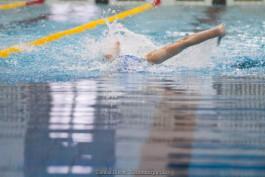 Калининградская пловчиха выиграла три медали чемпионата России