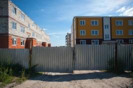 ЦБ распорядился заняться страховками дольщикаов ЖК у аэродрома «Девау» в Калининграде
