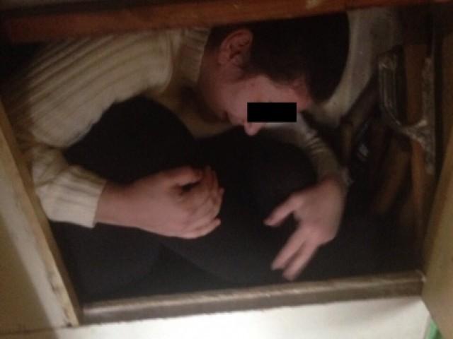 ВКалининграде мошенница пряталась от милиции вшкафу