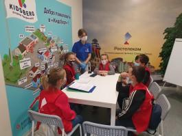 «Ростелеком» рассказал школьникам Калининградской области о работе IT-специалистов и интернет-безопасности