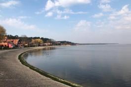 «Ущерб в 60 млн евро»: литовская прокуратура выявила сброс неочищенных стоков в Куршский залив