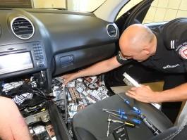 Калининградец пытался вывезти в Польшу более семи тысяч пачек сигарет