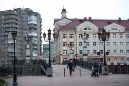 В ночь на пятницу в Калининграде разведут Юбилейный мост