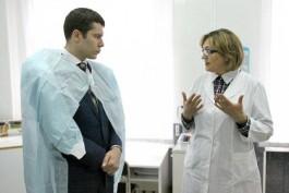 Алиханов: В вопросах онкологии нам важна любая поддержка