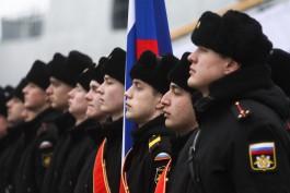 Свыше четырёх тысяч новобранцев приняли присягу на Балтийском флоте