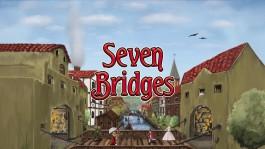 Дизайнер из Бразилии создал настольную игру про семь мостов Кёнигсберга