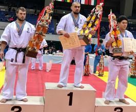 Боец кудо из Калининграда выиграл чемпионат мира в Токио