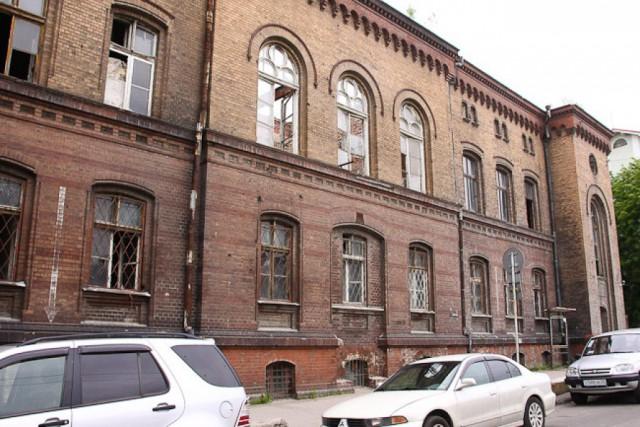 Историческое строение комендатуры Кёнигсберга будет отреставрировано