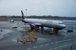 «Храброво» предупредил о возможных задержках рейсов на направлении Калининград — Москва