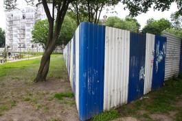 Власти Калининграда не разрешили строительство на набережной Верхнего озера