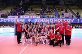 Калининградский «Локомотив» стал обладателем Суперкубка России