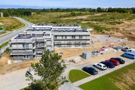 Недалеко от моря в Светлогорске разрешили построить два пятиэтажных дома