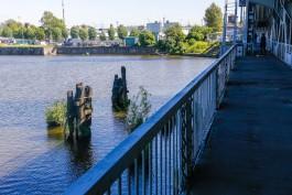 В Калининграде изымают ещё два участка и причал для строительства автодублёра двухъярусного моста
