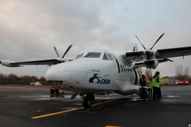 Из Калининградской области хотят запустить авиатакси в города Европы