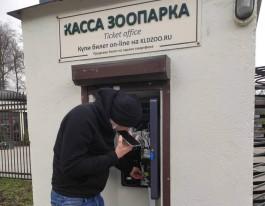 В калининградском зоопарке появится автомат по продаже билетов