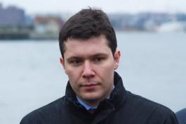 Алиханов: После прихода лоукостеров региональная авиакомпания в «Храброво» будет не нужна