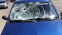 В Черняховске водитель «Рено» сбил человека, переходившего дорогу на «красный»