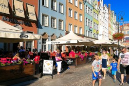 В центре Гданьска расширят свободную от автомобилей зону