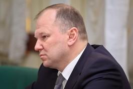 Путин включил Цуканова в состав Совета безопасности РФ