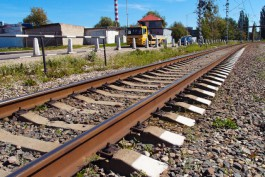 В Калининграде поезд сбил семилетнего мальчика, ушедшего из школы-интерната