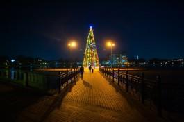 Калининград попал в десятку самых популярных российских городов на Рождество
