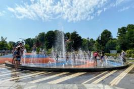 Июль стал самым тёплым на территории Калининградской области с 1914 года