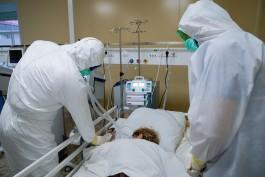 За сутки в Калининградской области выявили 82 новых случая коронавируса