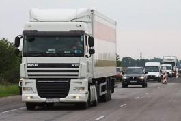 В Калининградскую область не пустили 80 канистр моторного масла из Литвы