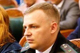 Павел Буренков покидает пост руководителя областного управления ФССП