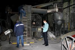 На заводе «Браво-БВР» в Прибрежном начали демонтировать плавильную печь из-за вредных выбросов